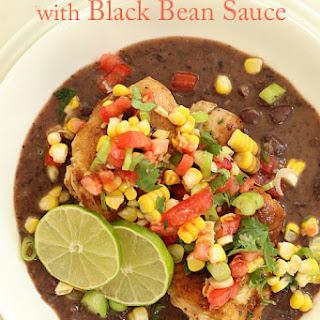 Garlic Chicken with Black Bean Sauce