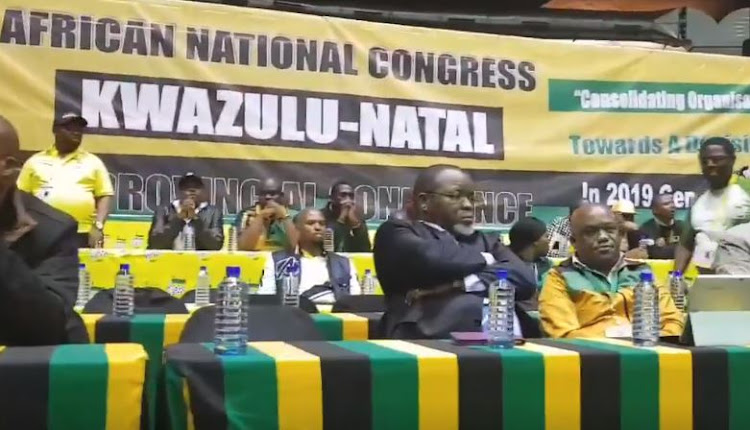 The Provincial Conference in KwaZulu-Natal. 08 June 2018.