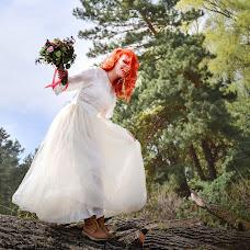 Wedding photographer Alisa Zenkina (inwonderland). Photo of 18.10.2017