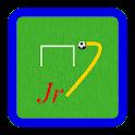Curve Kick Junior icon