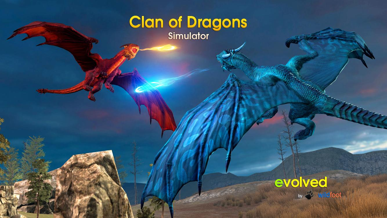 Clan of Dragons- screenshot