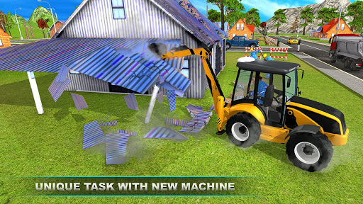 Excavator Sim 2018 1 screenshots 10