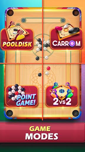Carrom Friends : Carrom Board Game modavailable screenshots 9