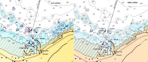 Photo: Lifou - French Polynesia and New Caledonia Raster Chart Update - http://www.maxsea.com/products/charts/list/oceania/raster/wide/mapmedia/french_polynesia_new_caledonia