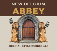 Logo of New Belgium Abbey
