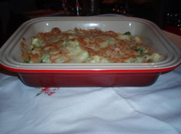 Swiss Vegetable Medley Recipe