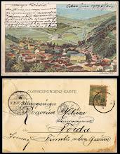 Photo: Slovacia - Trencsen Teplicz - 1903 - colectie Remus Jercau - colaj  https://www.worthpoint.com/worthopedia/trencsin-teplitz-slovakia-1898-105296721