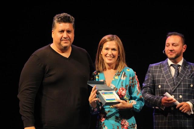 Ana Martínez Labella recibió el 'Premio a la Solidaridad y al Bienestar Social'.