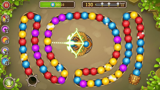 Jungle Marble Blast 1.0.7 screenshots 11