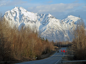 Photo: Palmer: Chugach Range (zoom)