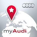 myAudi mobile icon