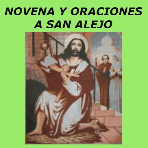 Novena y oraciones a San Alejo