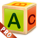 Kids ABC Alphabets Lessons Pro icon