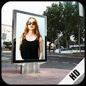 Hoarding photo frame 2020 icon