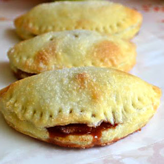 Apple and Cranberry Turnovers #SundaySupper