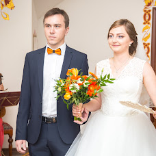 Wedding photographer Stepan Kachesov (kachesov). Photo of 08.07.2016