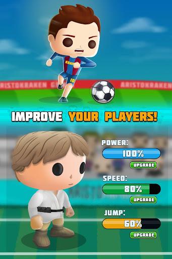 Kung Heads Football