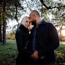 Wedding photographer Anna Evstrat (evstrataa). Photo of 28.10.2018