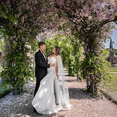 Wedding photographer Kristina Ashmarina (christina87). Photo of 15.10.2018