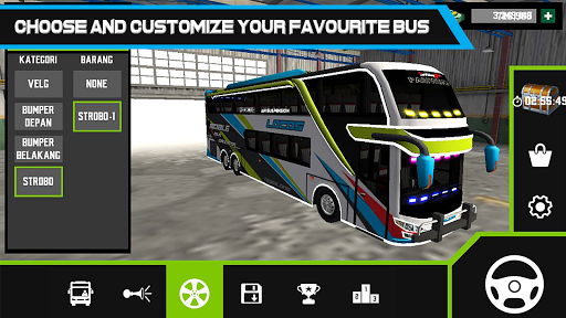 Mobile Bus Simulator 1.0.2 screenshots 1