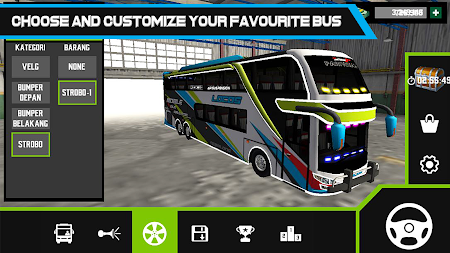 Mobile Bus Simulator APK screenshot thumbnail 1