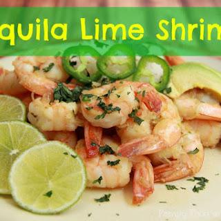 Tequila Lime Shrimp Recipes