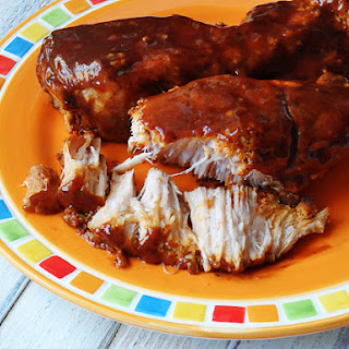 Slow Cooker Barbecued Country Style Ribs.