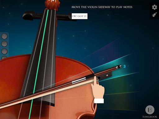 Violin : Magical Bow 20171227 screenshots 12