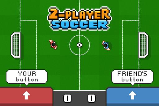2 Player Soccer