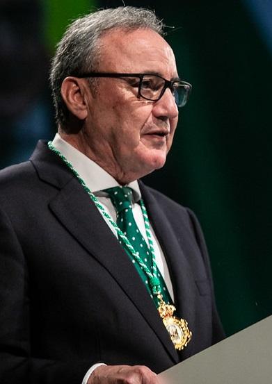Francisco Martínez-Cosentino, Hijo Predilecto de Andalucía.