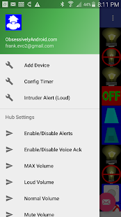 Home Automation Remote- screenshot thumbnail