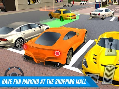 Shopping Mall Car & Truck Parking App Download For Android and iPhone 6