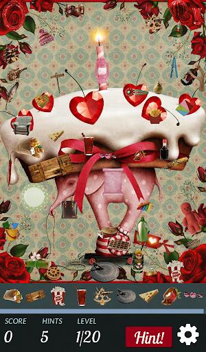 Hidden Object - Crazy Hearts