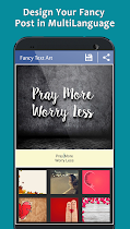 Fancy Text Art - Post Maker - screenshot thumbnail 02