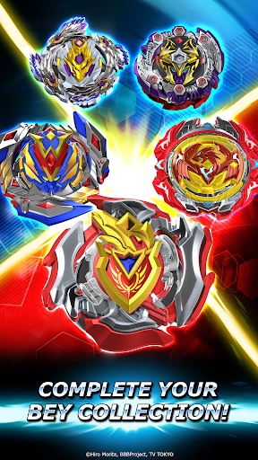 Beyblade Burst Rivals 2.4.1 screenshots 5