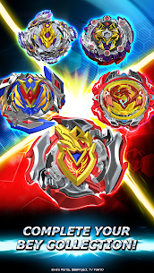 Beyblade Burst Rivals MOD APK (Unlimited Money) 5