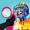 Hyper Sniper - Zombie Hunter icon