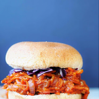 Pulled BBQ Carrots