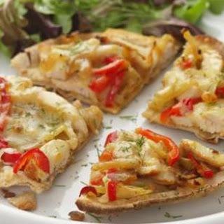Fennel & Chicken Flatbread