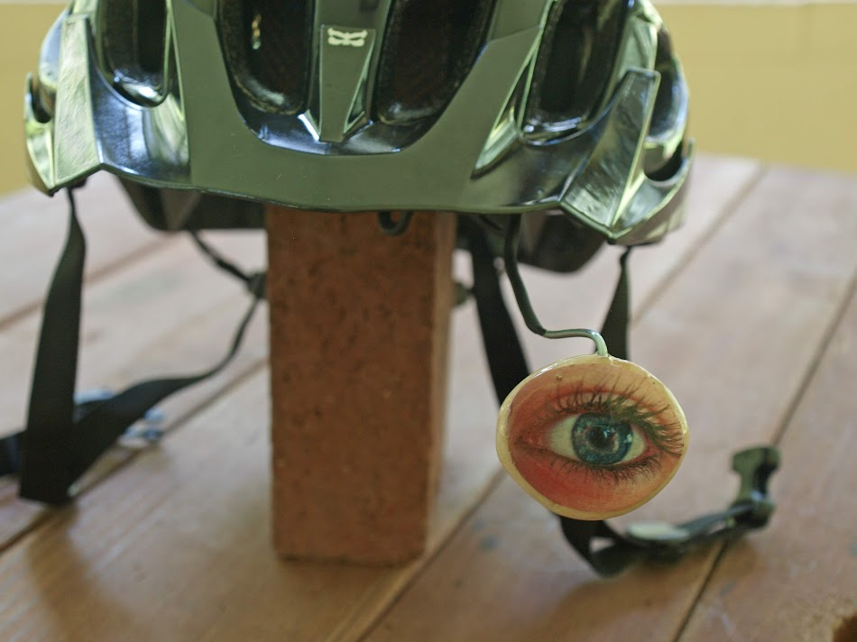 Harp & Spoke Hand-Made Cycle Mirror