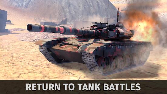 2 Tank Çekim Saldırı Ekran Görüntüsü