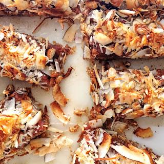 Coconut-Date Power Breakfast Bars.
