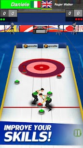 Curling 3D 2