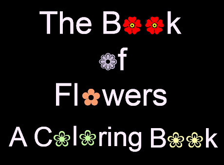 The Book of Flowers: Adult Coloring App
