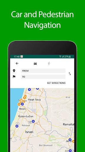 Download Tel Aviv Offline Map and Travel Guide 1.35 2