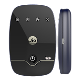 Web Admin for JioFi Hotspot
