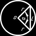 Chord length icon
