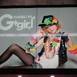 shibuya girl in osaka in Osaka, Osaka, Japan