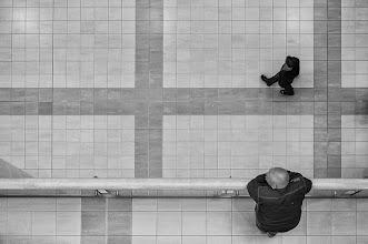 Photo: walk and observe the grid II