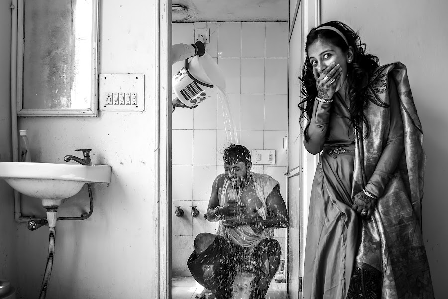 Wedding photographer Manish Patel (THETAJSTUDIO). Photo of 26.03.2018